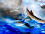 """""""Hijrah"""" karya Thoyib Sigit S"""