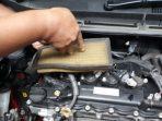 Filter udara, salah satu komponen otomotif yang berperan penting dalam menunjang kinerja kendaraan bermotor. Foto: Gridoto.